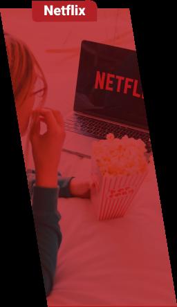 Para você - Netflix